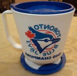 1989 Champion Roster Toronto Blue Jays Coffee Travel Mug Bra