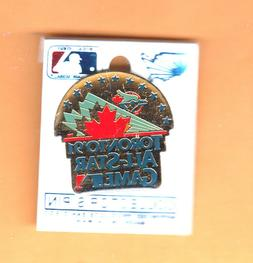 1991 TORONTO BLUE JAYS ALL STAR GAME LAPEL PIN Unsold GAME S