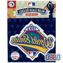 1992 World Series Toronto Blue Jays Official Game MLB Sleeve