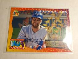 1994 Upper Deck Fun Pack, Joe Carter, #227 Toronto Blue Jays