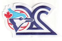 1996 Toronto Blue Jays 20th Team Anniversary Season Sleeve M