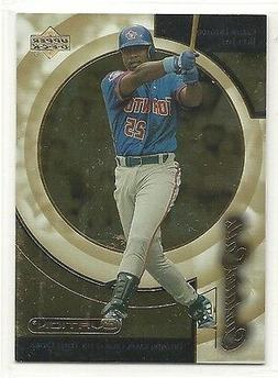 2001 Ovation Baseball - Curtain Calls - #8 - Carlos Delgado