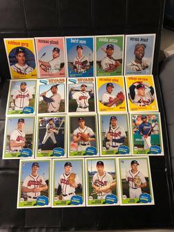 2018 TOPPS ARCHIVES TEAM SETS- YOU PICK FROM DROPDOWN-$.99 A