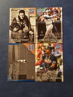 2019 Topps Series 1 2 Update 150 Years of Professional Baseb