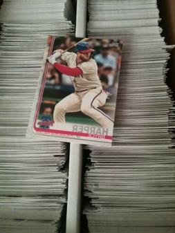2019 Topps Series 2 Baseball Card Base Singles - Create Own