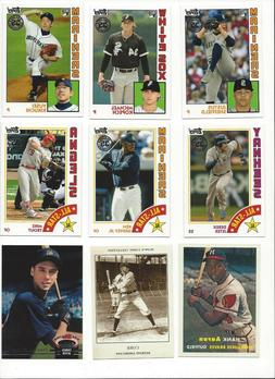 2019 TOPPS SERIES 2 INSERTS - 84 ALL-STARS - ROOKIES, ICONIC