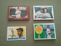 2020 Topps Archives Baseball AUTO, INSERT, PARALLEL Singles