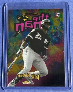 2020 Topps Finest - The Man Insert - Pick Your Card - Free S