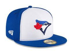 New Era 59Fifty MLB Cap Mens Toronto Blue Jays 2017 Alt Fitt