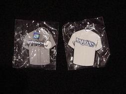 BEAUTIFUL Toronto Blue Jays Jersey Shaped Pepsi Keychain, NE