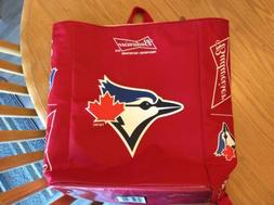 Budweiser MLB Toronto Blue Jays Thermal Cooler Backpack, Hol