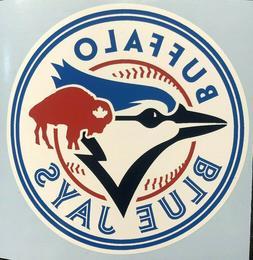 Buffalo Blue Jays Sticker