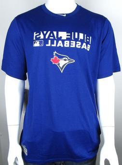 Nike Dri Fit Toronto Blue Jays Baseball Short Sleeve T-Shirt