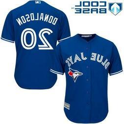 Josh Donaldson Toronto Blue Jays #20 MLB Youth Cool Base Hom