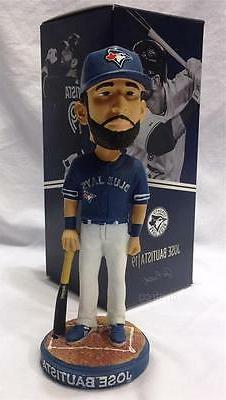 "2013 TORONTO BLUE JAYS JOSE BAUTISTA BAT SIDE ""SSH FLEX PACK"