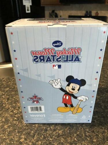 Disney Mickey Mouse MLB 2010 Toronto Blue RARE