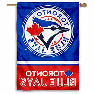 mlb toronto blue jays house flag