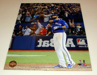 toronto blue jays 11x14 picture baseball jose