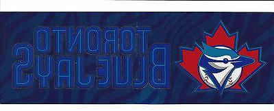 toronto blue jays bumper sticker mlb baseball