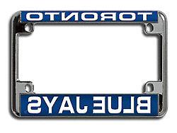 Toronto MLB Baseball Blue Jays Chrome Motorcycle, RV or Trai