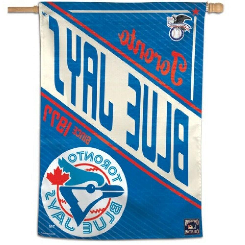 toronto blue jays cooperstown collection 28 x40