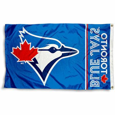 toronto blue jays flag 3x5 banner