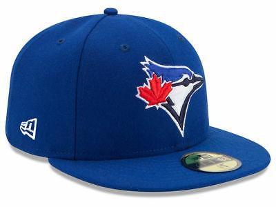toronto blue jays game 59fifty fitted hat