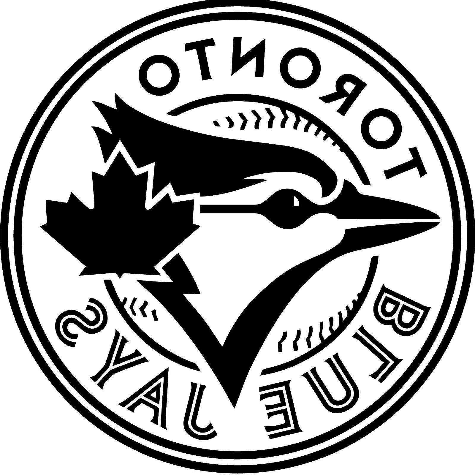 Toronto Logo Wall Decal MLB Sticker Vinyl CG493