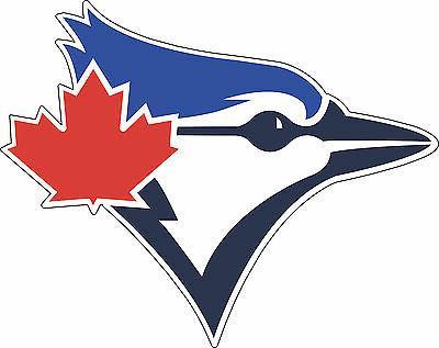 toronto blue jays mlb baseball bumper sticker
