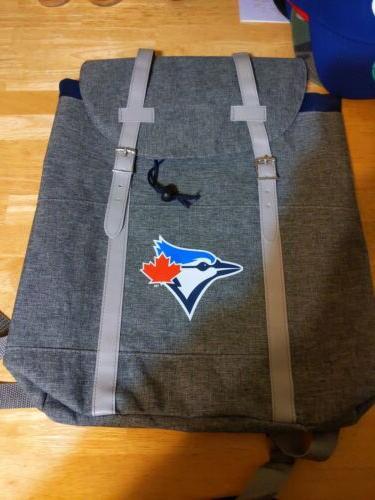 toronto blue jays official mlb baseball backpack