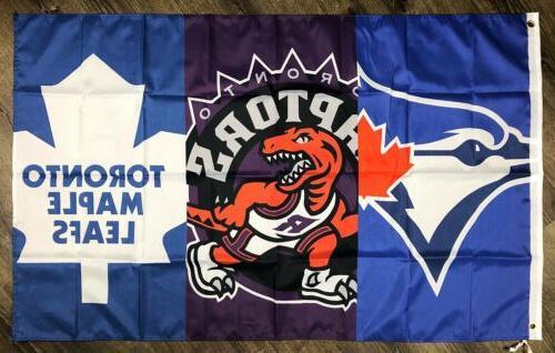 Toronto Blue Jays Raptors Maple ft Garage