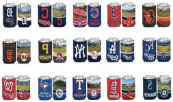 MLB Assorted Teams Stadiums Wincraft 12 oz. Can Cooler Koozi