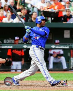 MLB Baseball Edwin Encarnacion Toronto Blue Jays Framed Phot