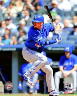 MLB Baseball Josh Donaldson Toronto Blue Jays Framed Photo P