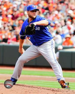 MLB Baseball Mark Buehrle Toronto Blue Jays Framed Photo Pic