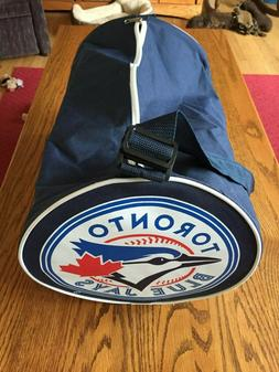 MLB Baseball SGA Toronto Blue Jays duffel gym bag Mr. Sub pr
