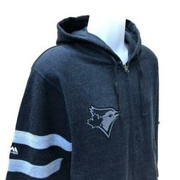 MLB Men's Toronto Blue Jays Hoody Sweatshirt Medium Baseball