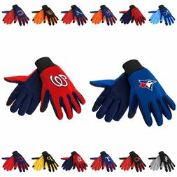 MLB Texting Technology Gloves - Pick Your Team - FREE SHIPPI
