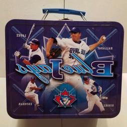 MLB Toronto Blue Jays 2002 Lunchbox & Thermos SGA Roy Hallad