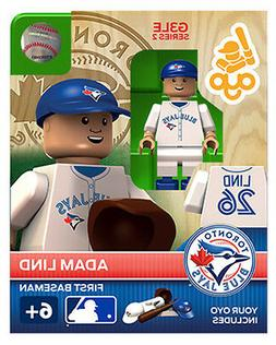 MLB Toronto Blue Jays Adam Lind Generation 3 Toy Figure NEW