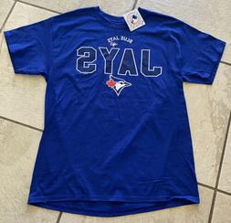 MLB Toronto Blue Jays Baseball Graphic T-Shirt Men's Large
