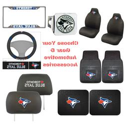 MLB Toronto Blue Jays Choose Your Gear Auto Accessories Offi