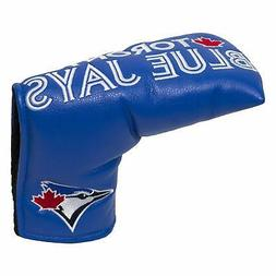 MLB Toronto Blue Jays Golf Vintage Magnetic Blade Putter Cov