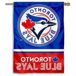 MLB Toronto Blue Jays House Flag and Banner