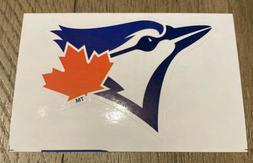 MLB Toronto Blue Jays Logo Baseball Indoor Decal Sticker Fre