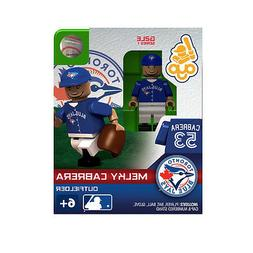 MLB Toronto Blue Jays Melky Cabrera Generation 3 Toy Figure