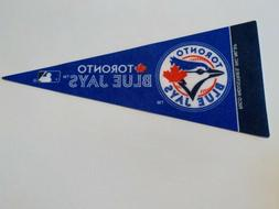 "MLB Toronto Blue Jays Mini Pennant Flag 4""x9"" NEW Baseball D"