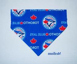 MLB Toronto Blue Jays Over Collar Slide On Pet Dog Cat Banda