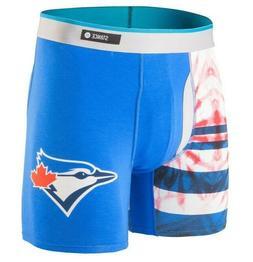 STANCE MLB Toronto Blue Jays The Basilone Boxer Brief Size X