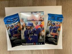 NEW 2020 Topps Stadium Club Baseball Blaster Box   +2 Value